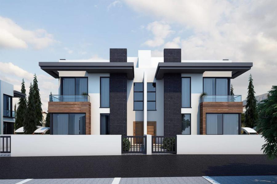 3 Bedroom Semi-Detached Villa on a Development Ref. NC7717