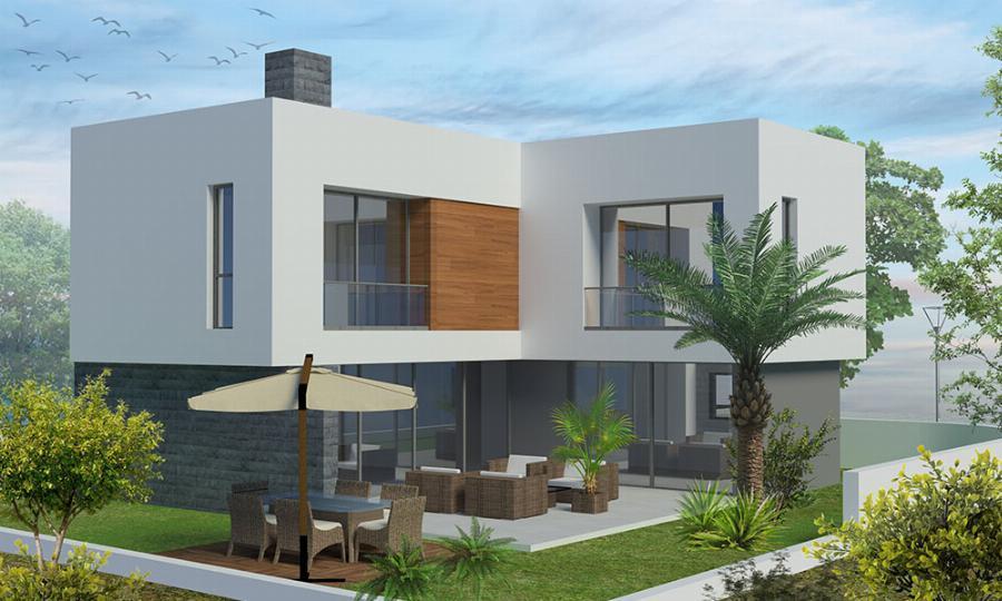 Modern 3 Bedroom Villa Near the Sea Ref. NC7725