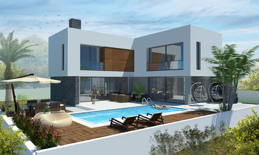 Modern 4 Bedroom Villa with Private Pool Ref. NC7723