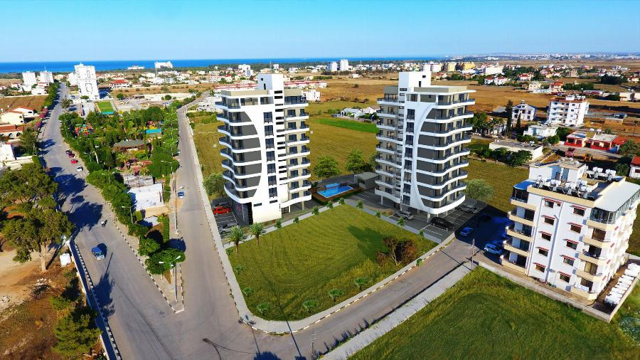 2 Bedroom Family Penthouse near Salamis Ref. NC7753