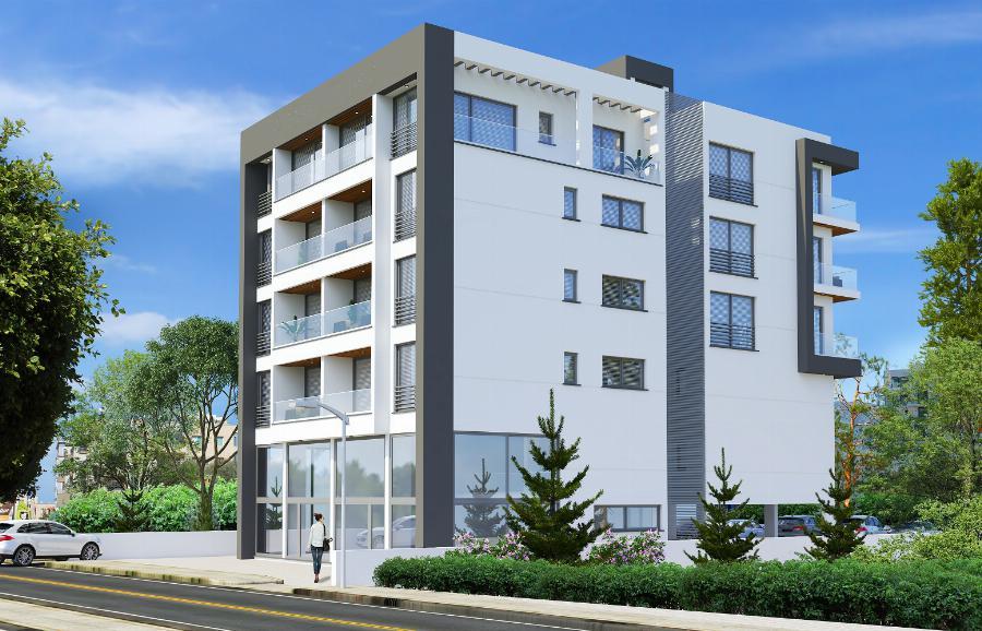 2 bedroom apartment in Kyrenia center Ref. NC7742