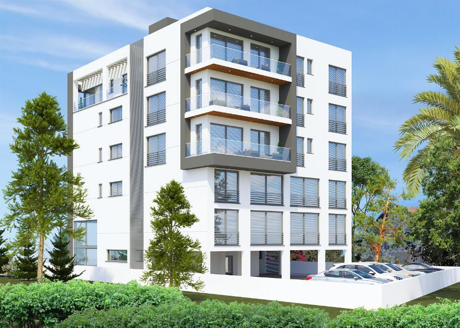 1 Bed Apartment in Kyrenia  Ref. NC7741