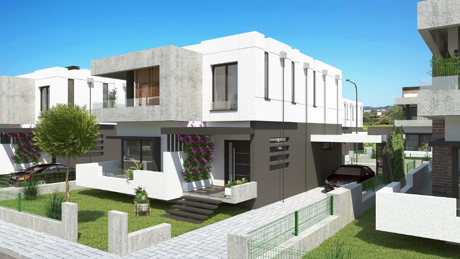 3 Bedroom Villa in Edremit Ref. NC7779