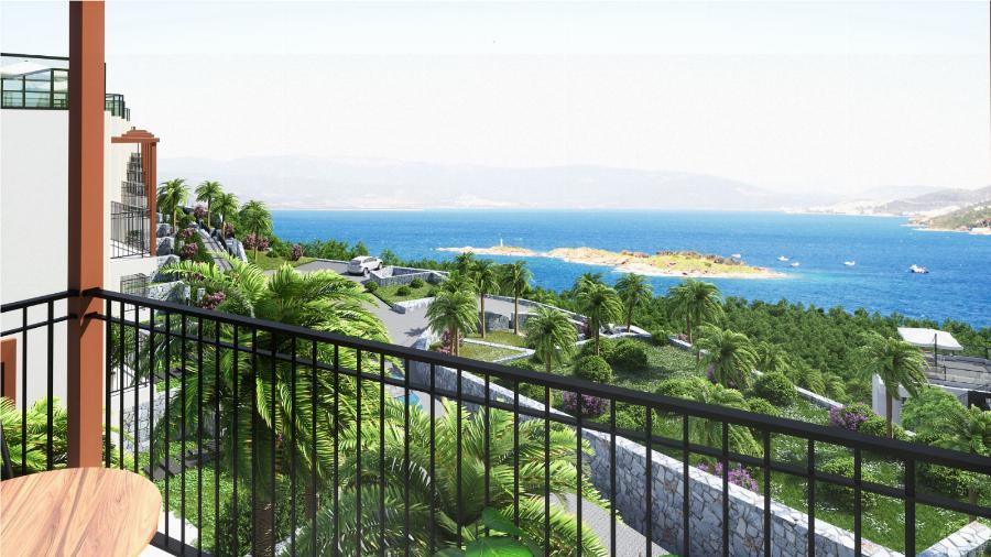 Sea View 1 Bedroom Apartment Ref. TR6705