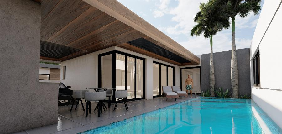 One Storey Villa with Private Pool Ref. NC7789