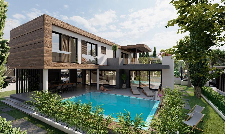 3 Bedroom Duplex Villa Ref. NC7788