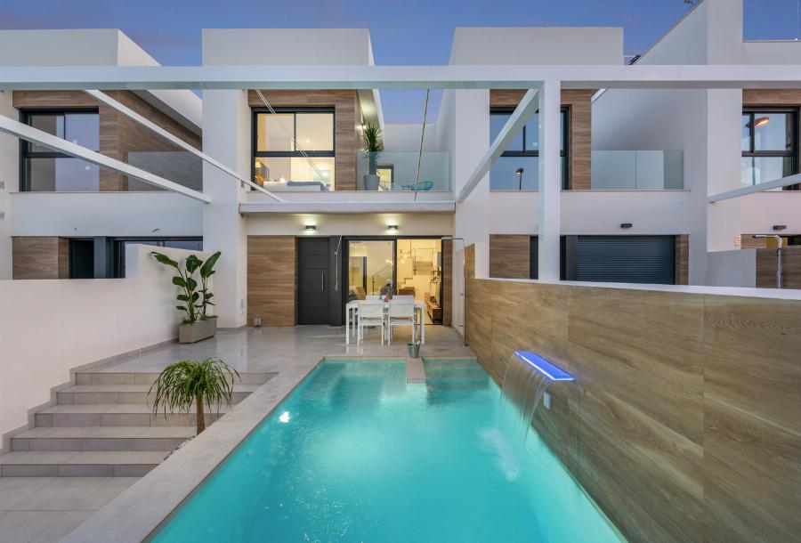 Your lovely Villa at the popular urbanization Ciudad Quesada in the sunny region of the Costa Blanca Ref. SPA1700