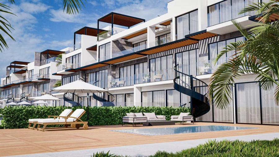 Seafront 2 Bedroom Duplex Garden Apartment Ref. NC7823