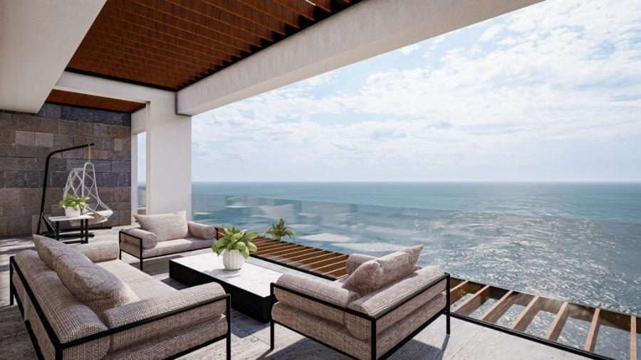 Seafront 3 Bedroom Penthouse Apartment Ref. NC7824