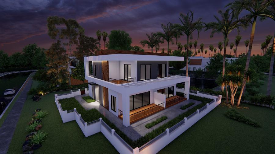 Quarto 2 Bedroom Semi-detached Villa Ref. NC7819