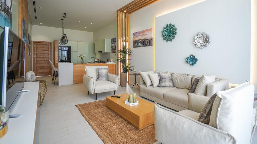 2 Bedroom Garden Apartment by the Beach Ref. NC7817