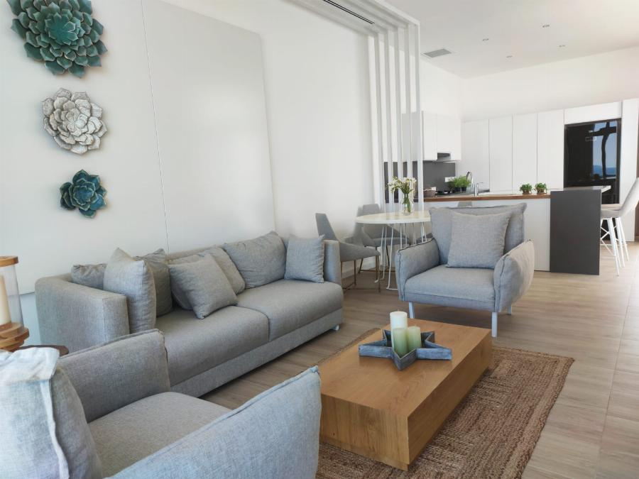 2 Bedroom Penthouse Apartment by the Beach Ref. NC7812