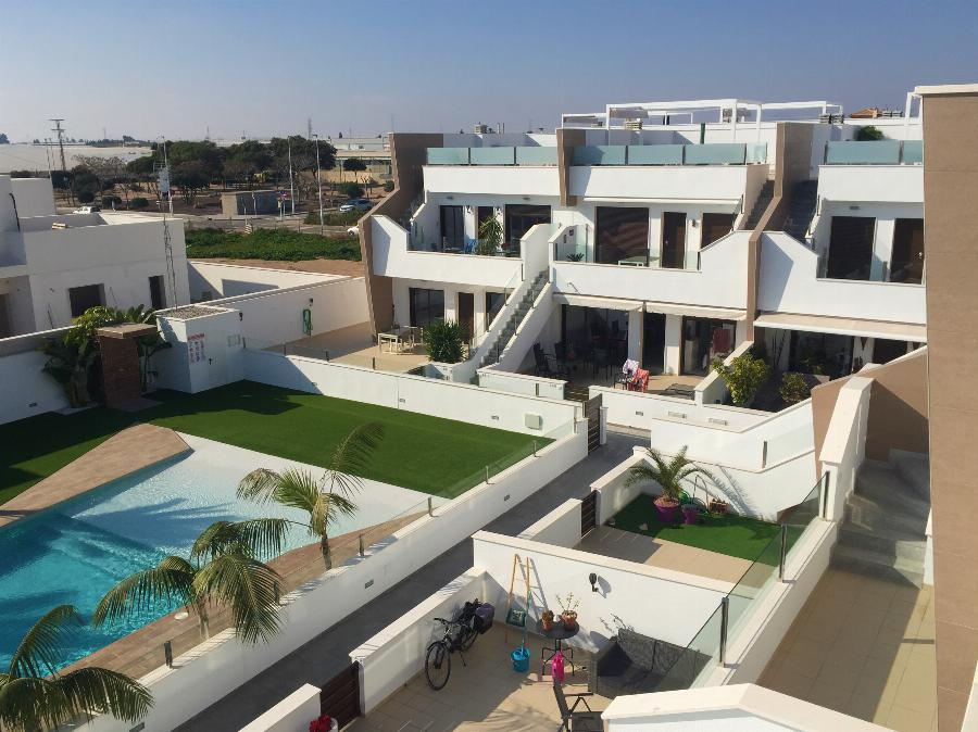 Spacious penthouses in the Murcia area near the Mediterranean Sea Ref. SPA1636