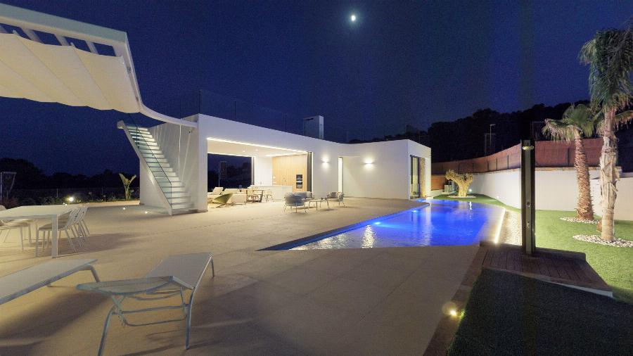 Luxurious Design Villa at the world famous Las Colinas, the best golf resort of Spain  Ref. SPA1650