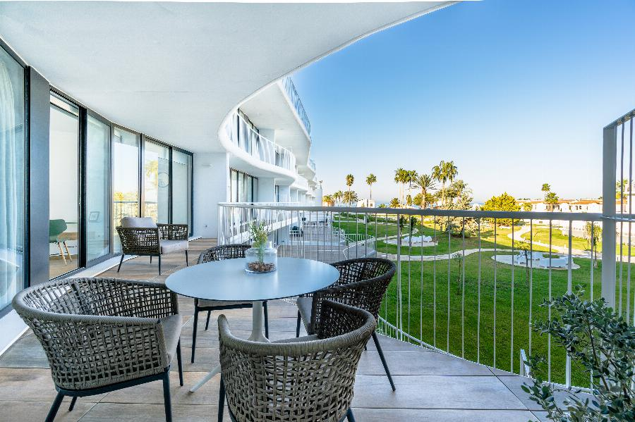 Wake up by the sea: Key Ready 2 Bedroom apartments at the serene sandy beaches of Denia Ref. SPA1671