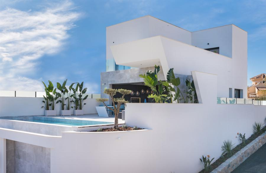 Unique spacious and luxurious villa with Seaview of the Mediterranean Sea at the Costa Blanca Ref. SPA1679