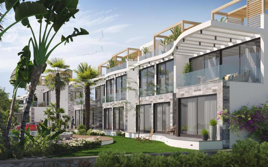 3 Bedroom Garden Apartment in Esentepe Ref. NC7836