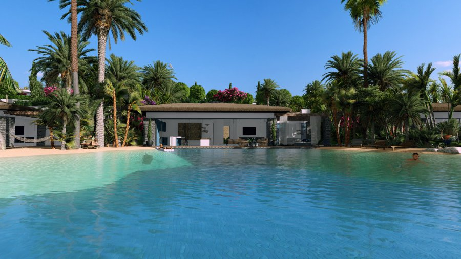 4 Bedroom Seafront Villas with Private Pool Ref. NC7850