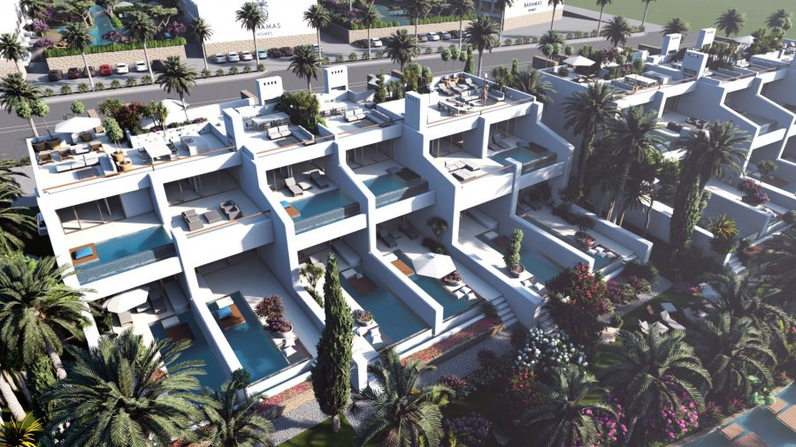 2 Bedroom Penthouse with Private Pool Ref. NC7844