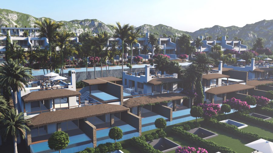 2 Bedroom Garden Apartment with Private Pool Ref. NC7845