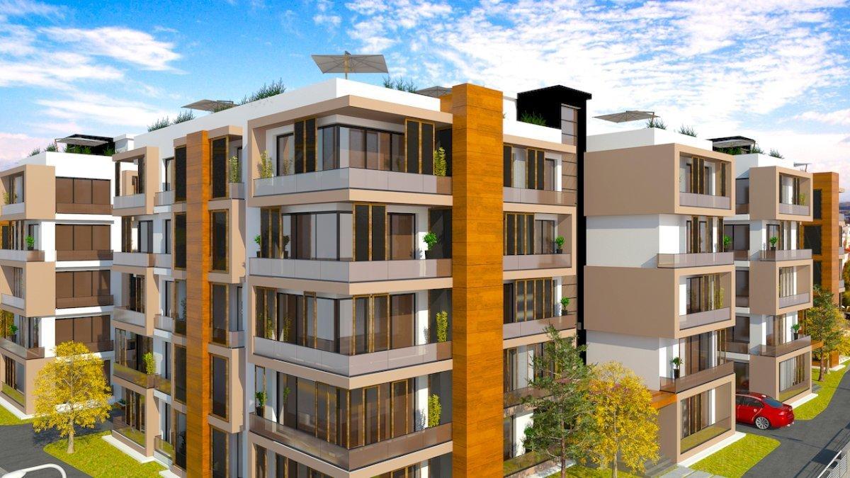 3 Bedroom Apartment in Kyrenia city center Ref. NC7774